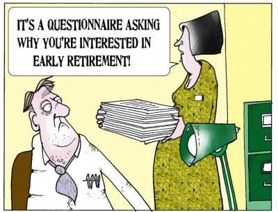 Pensions and Early Retirement