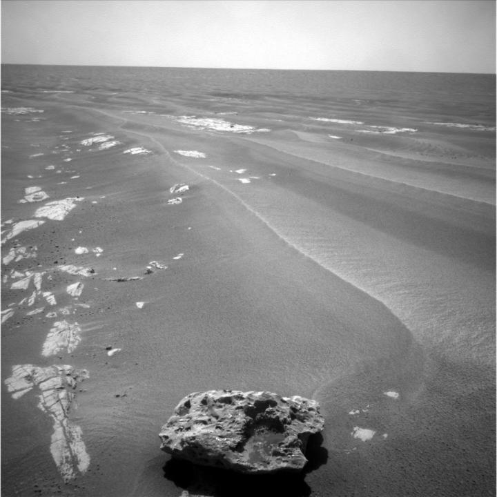 Image of the meteorite 'Block Island'