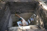 Excavations on Madagascar