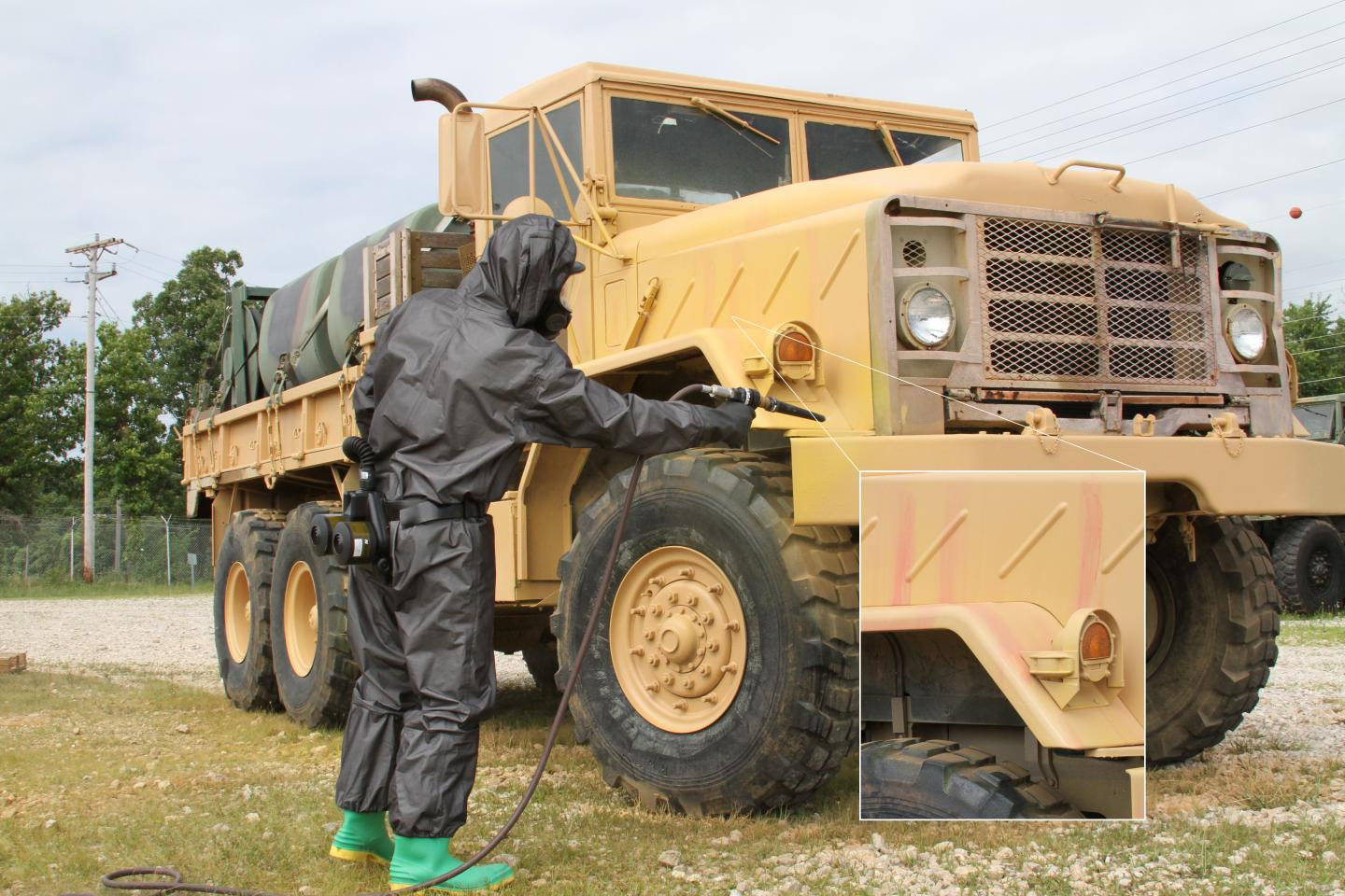 Army Fields New Chemical Detection Technology