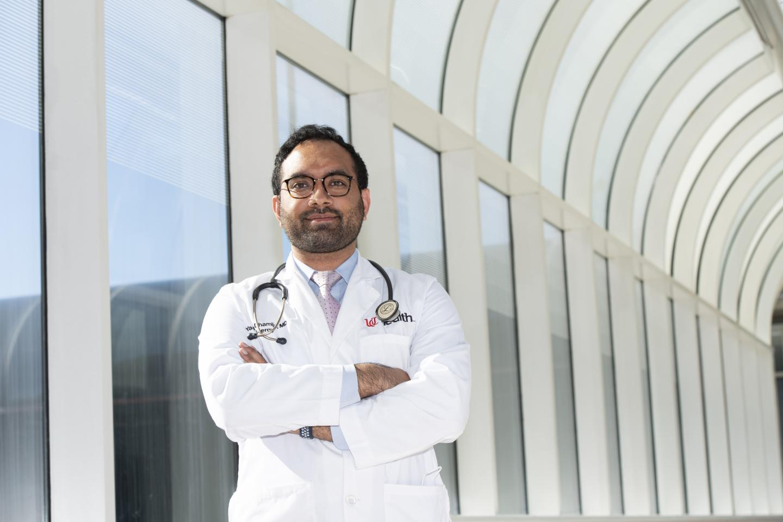 Yashu Dhamija, MD
