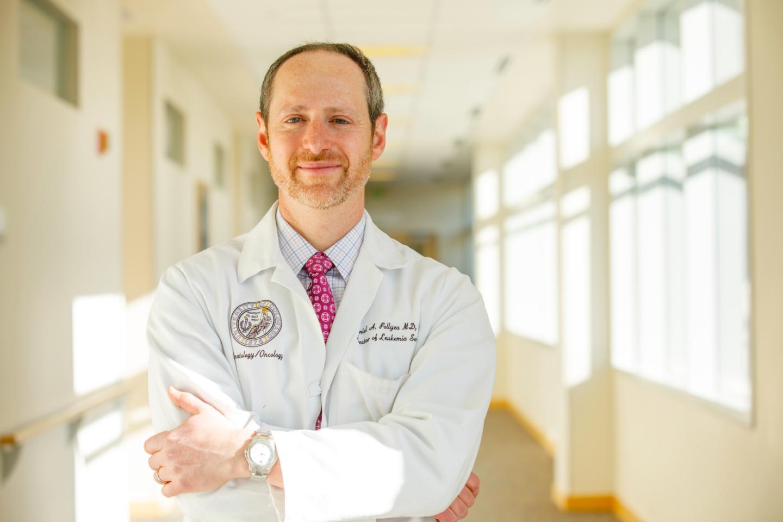 Daniel A. Pollyea, University of Colorado Anschutz Medical Campus