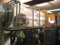 Vacuum in Wind Tunnel