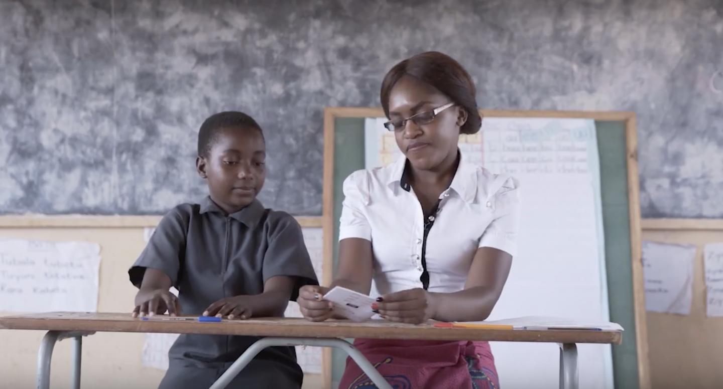 Teaching at the Right Level Zambia