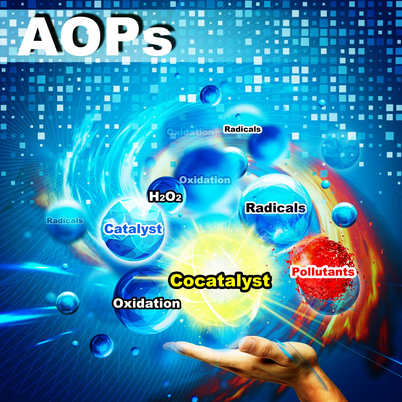 AOP/Co-Catalyst Illustration
