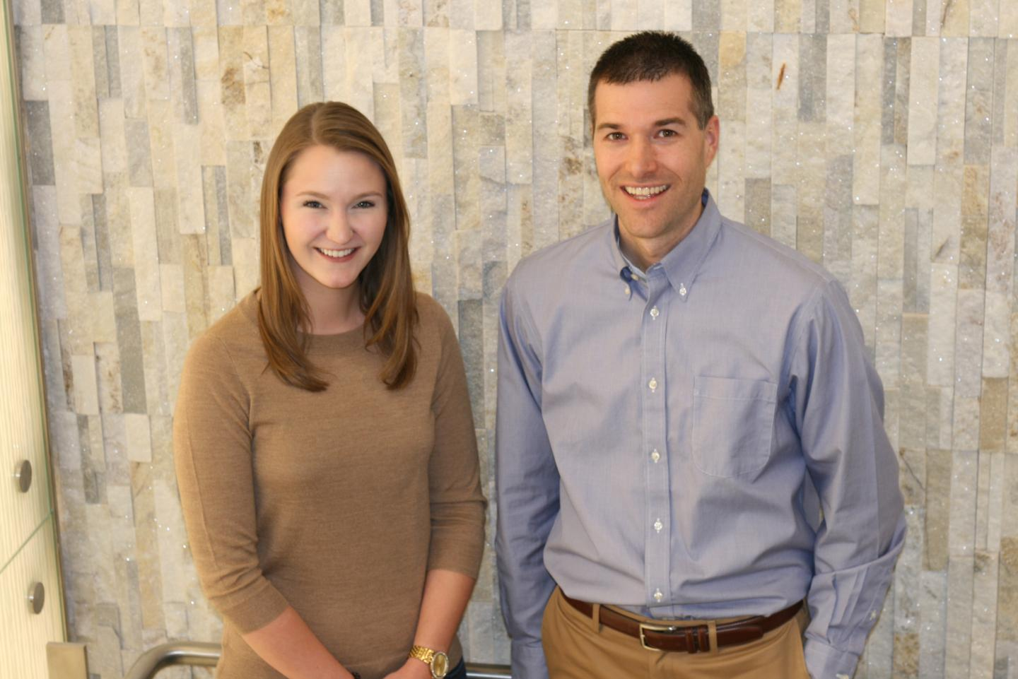 Brooke Smith and Ryan Dilger, University of Illinois College of Agricultural, Consumer and Environme