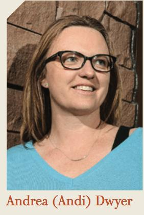 Andrea (Andi) Dwyer, University of Colorado Anschutz Medical Campus