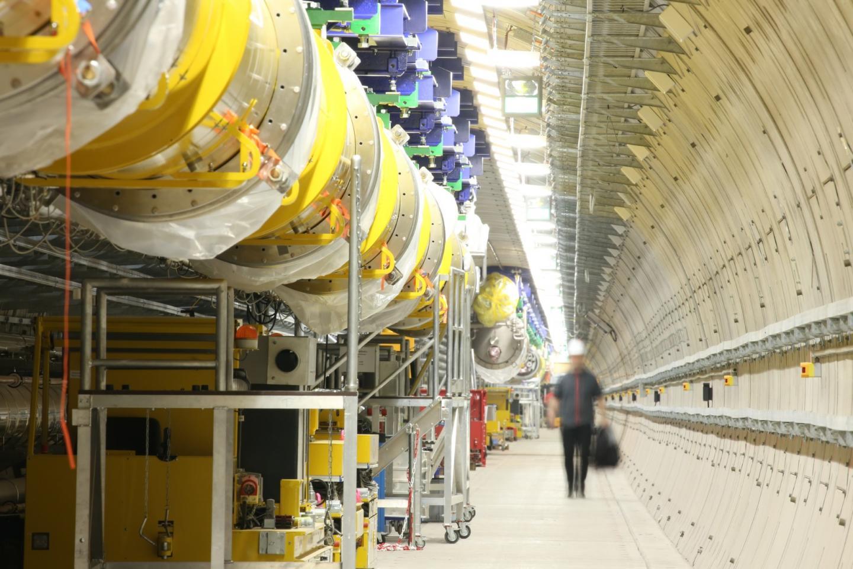 Accelerator Tunnel