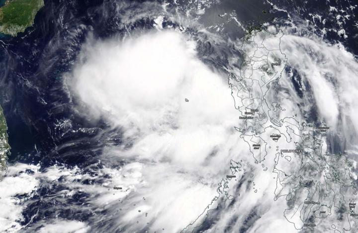 Terra image of Nuri