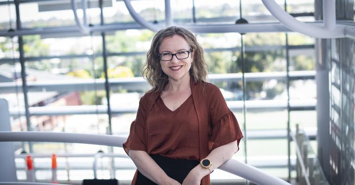Associate Professor Melissa Davis