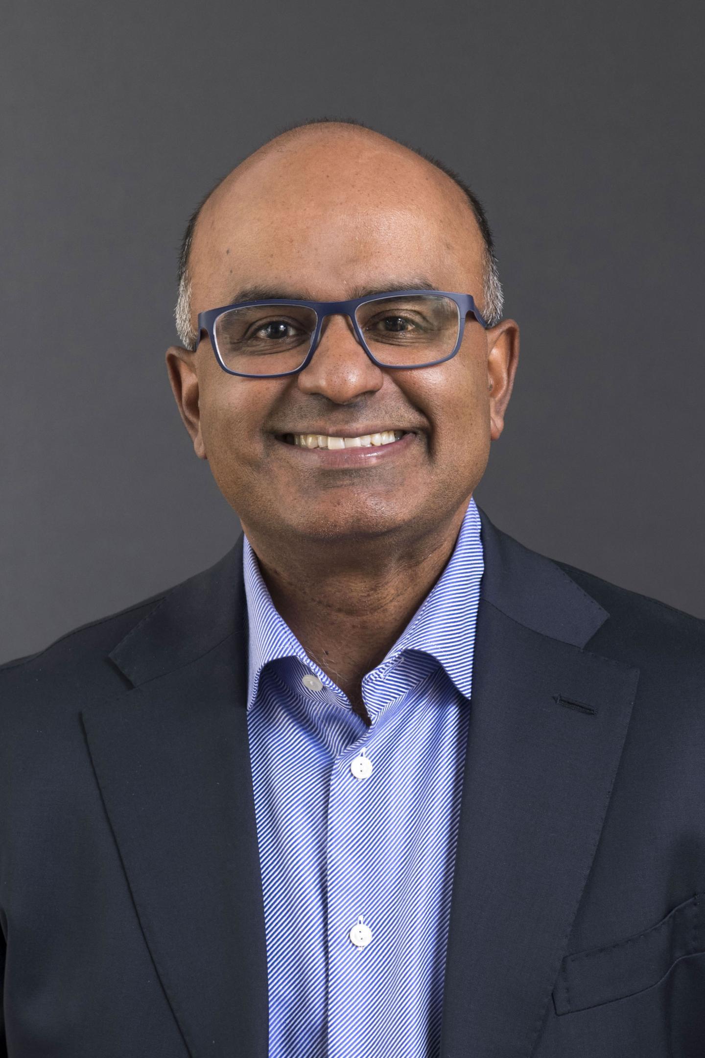 Sekar Kathiresan, M.D., Recipient of ASHG's 2018 Curt Stern Award