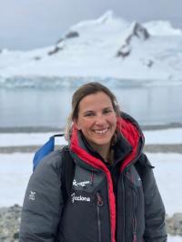 Cassandra Brooks, University of Colorado at Boulder