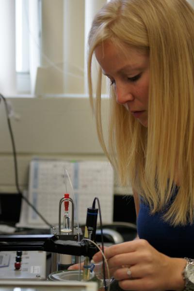 Rebecca Albright, University of Miami Rosenstiel School of Marine & Atmospheric Science