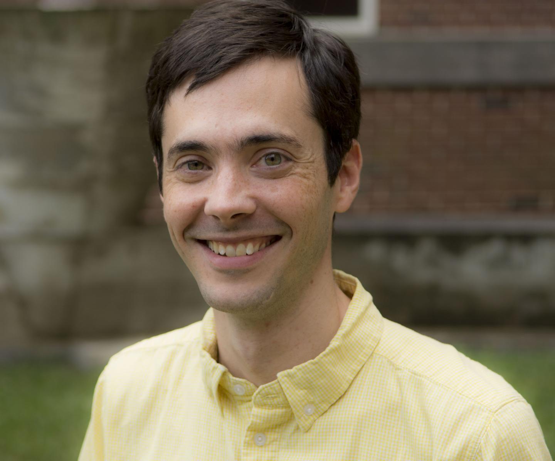 Dr. Christopher Brooke, University of Illinois at Urbana-Champaign