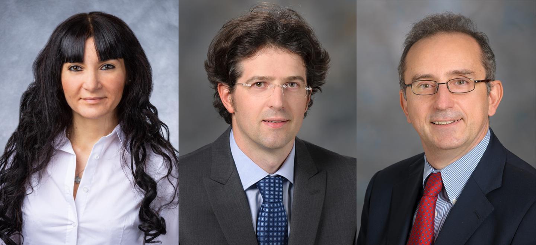Researcher portraits