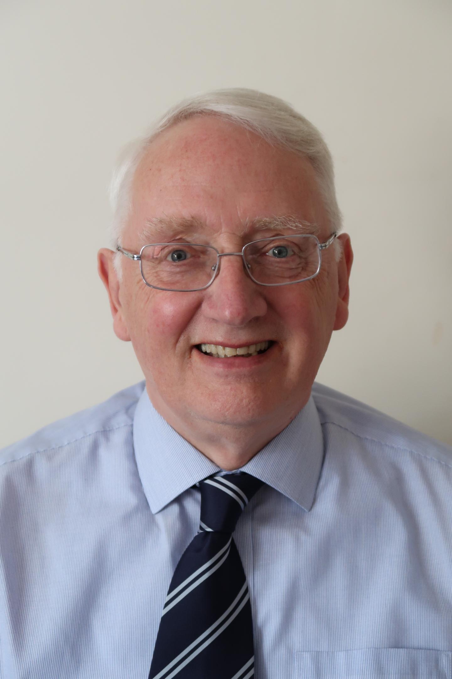 Andrew McGettrick, University of Strathclyde