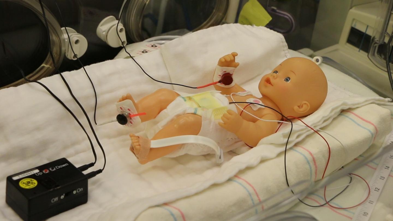 Device Helps Preemies' Breathing Problems