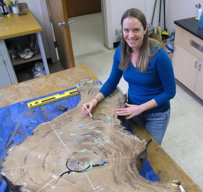Ashley Streig, University of Oregon