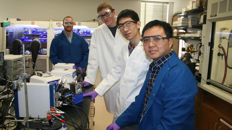 Utah State University Chemists Advance Solar Energy Storage