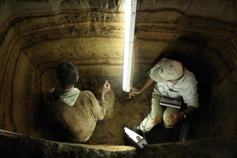 Sea Cave Research