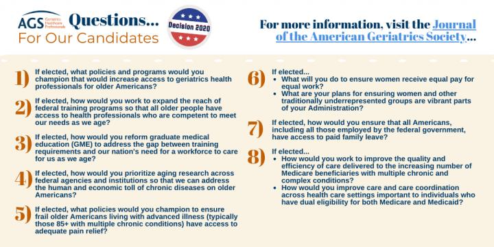 AGS #Decision2020 Candidate Question Guide