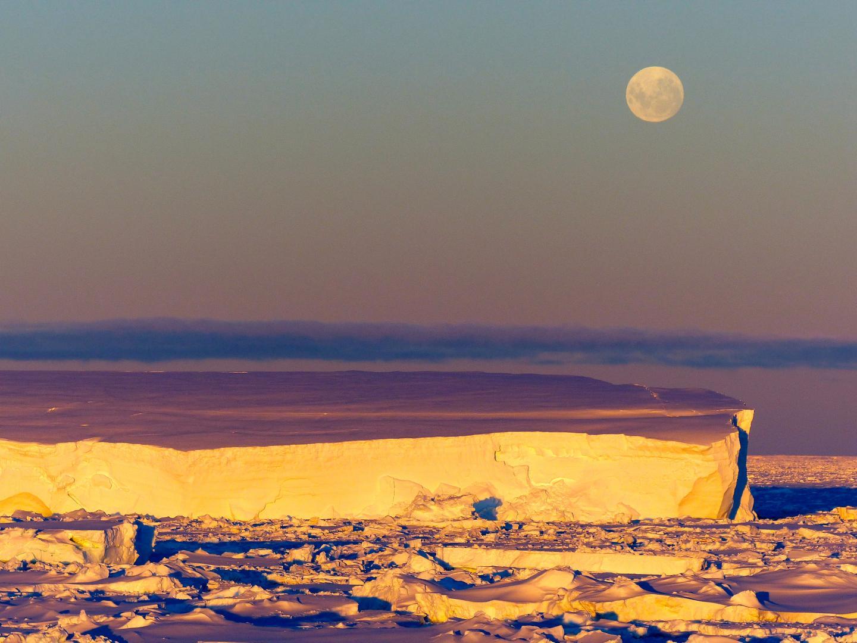 East Antarctic Ice Sheet