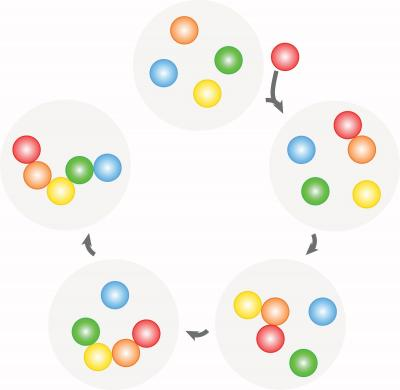 Researchers Send DNA on Sequential, and Consequential, Building Mission