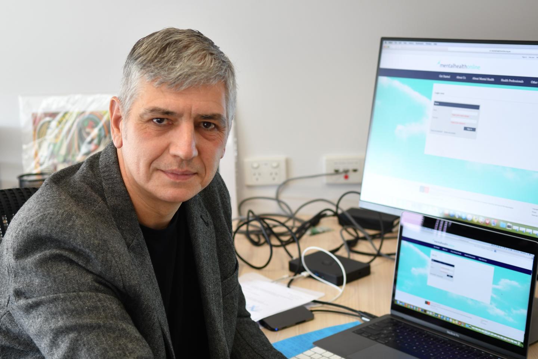Professor Mike Kyrios