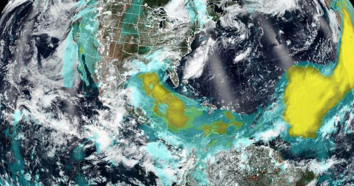 Dust storm called 'Godzilla.'