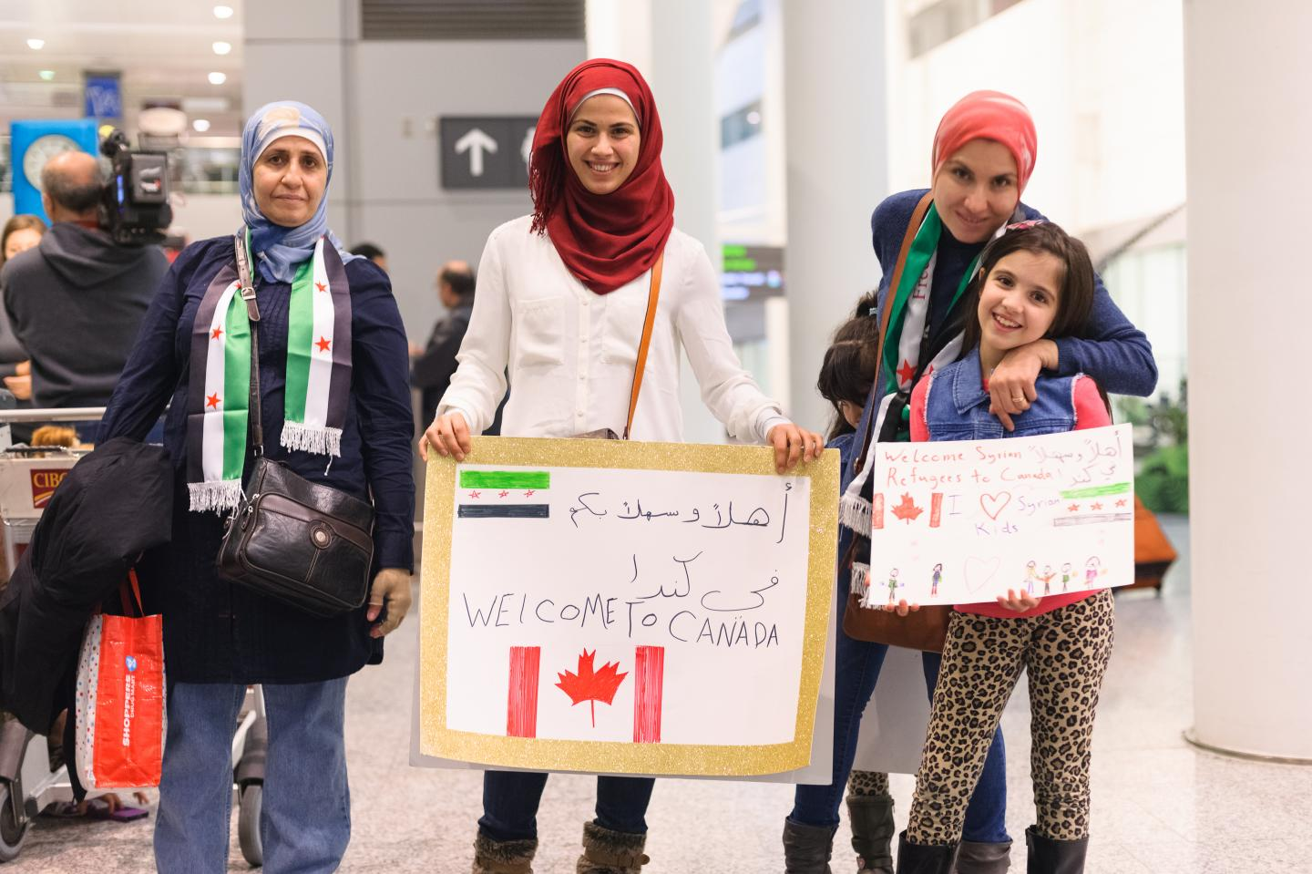 Welcoming Refugees to Canada