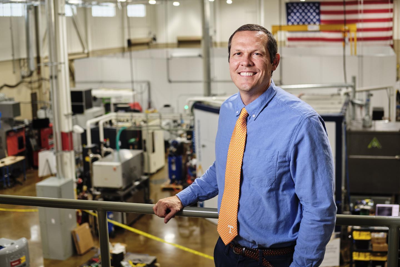 Oak Ridge National Laboratory, UT's Tony Schmitz elected to ASPE College of Fellows