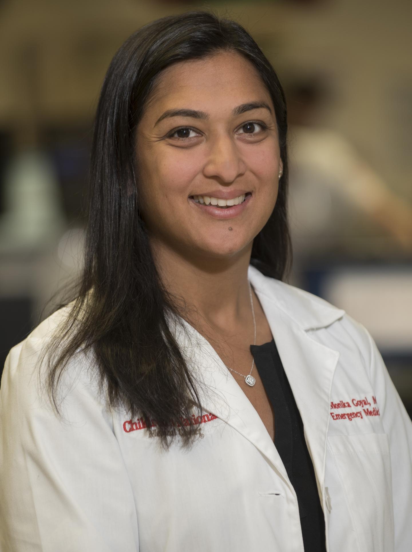Monika K. Goyal, M.D., MSCE, Children's National Health System