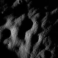 LROC NAC Image -- Middle Detail