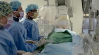 Associate Professor Peter Barlis Performs an Angiogram