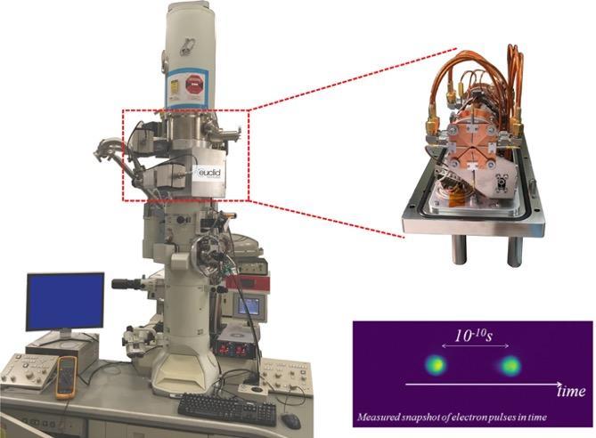 Electron Beam Pulser