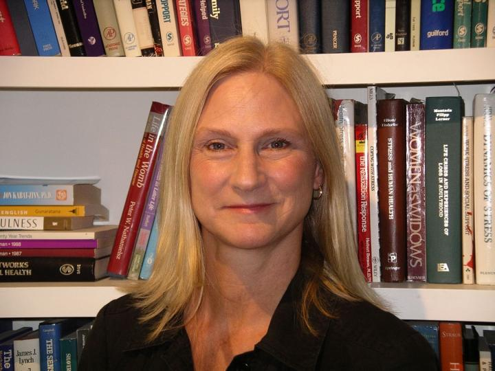 Christine Dunkel Schetter, UCLA
