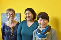 Researchers from OIST's Human Development Neurobiology Unit
