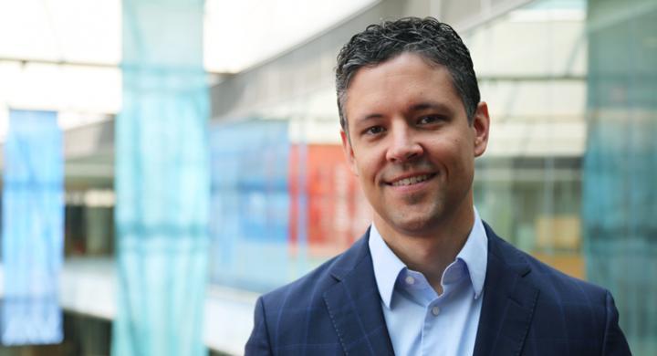 Dave Pagliarini, Morgridge Institute for Research