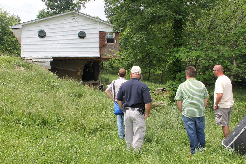 Boyd County, Kentucky, Landslide Aftermath