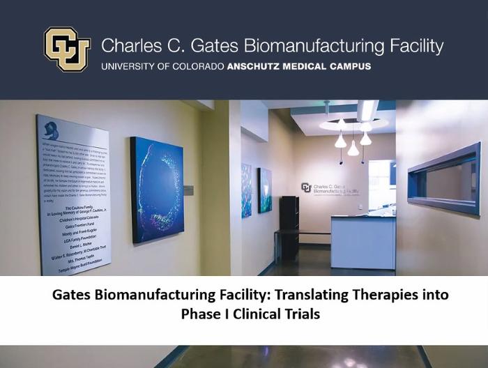 Gates Biomanufacturing Facility
