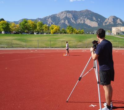 Paralympic Track Sprinters Are Slowed by Curves