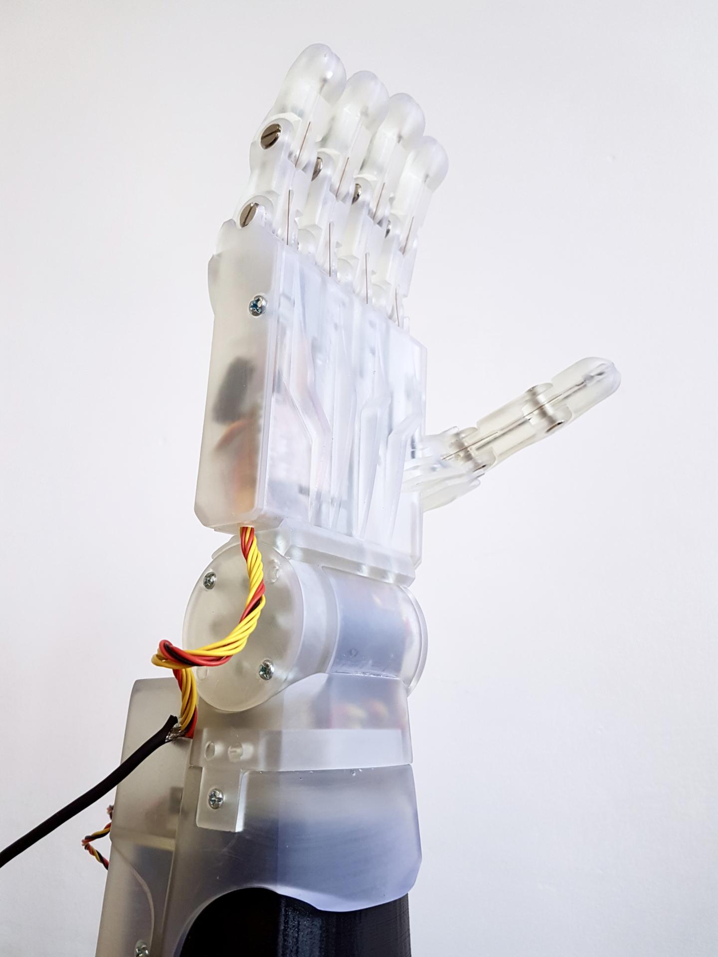 LASO Robot Hand