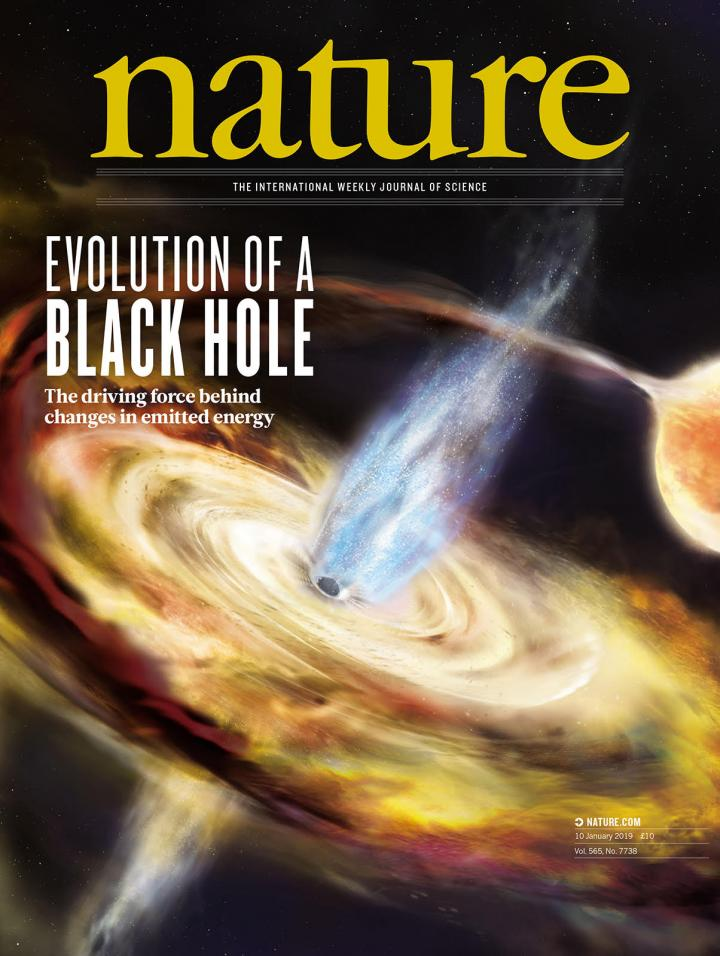 Nature Cover 1-10-19