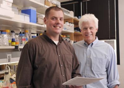 Drs. Eric Olson and Chad Grueter, UT Southwestern Medical Center