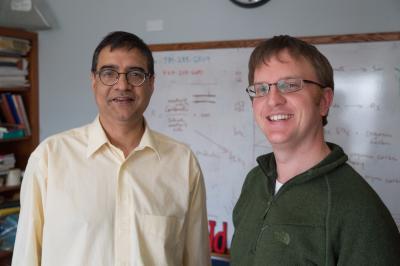 Mukul Sharma and Jason Moore, Dartmouth College