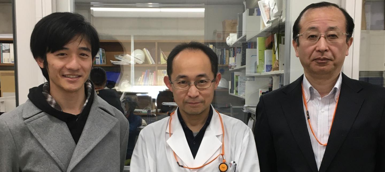 Toho University Scientists