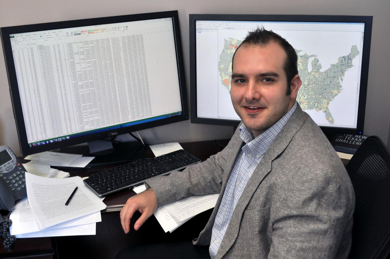 Mathew Hauer, University of Georgia