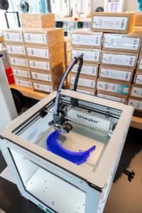 3D Printer at TU Graz