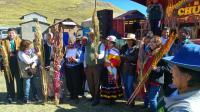 Farmers' award ceremony, Peru (1)