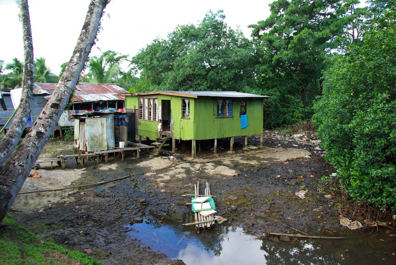Urban Informal Settlement, Fiji